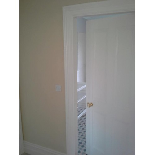 Cambridge White primed Door ...