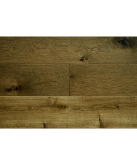 Smoked Oak engineered floor