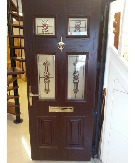 Palladio Georgian CD2 Glazed Door and frame