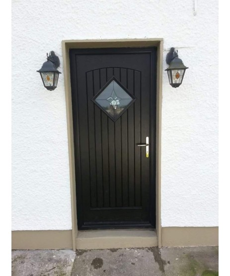 Palladio Edinburgh Glazed Door and frame