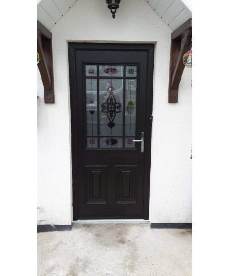 Palladio Cairo Glazed Door and frame Set