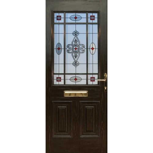 Palladio Cairo Glazed Door and frame Set  sc 1 st  Murphy Larkin & Composite Palladio Cairo Glazed Door and frame Set