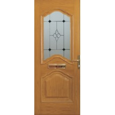 Palladio Carthage CD Glazed Door and Frame