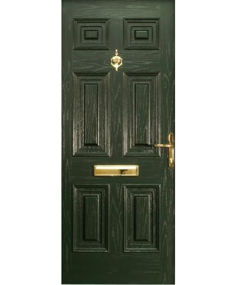 Palladio Georgian CD Solid Door and Frame