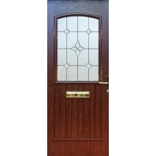 Palladio Giza CD Glazed Door and Frame