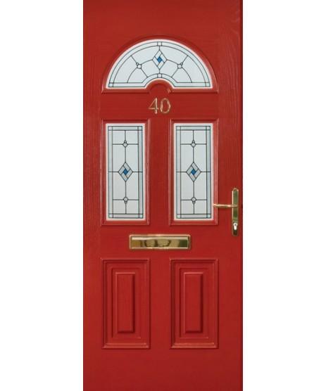 Palladio Sunbream 2 CD Door and frame