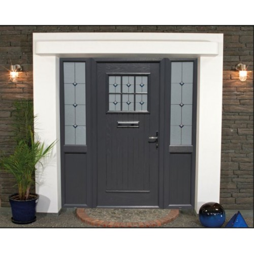 Palladio Dublin Cd Glazed Door And Frame