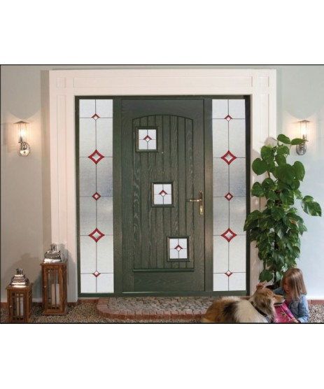 Palladio London CD Glazed Door and Frame