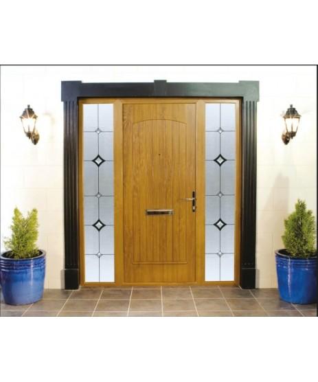 Palladio T & G Solid Door and Frame