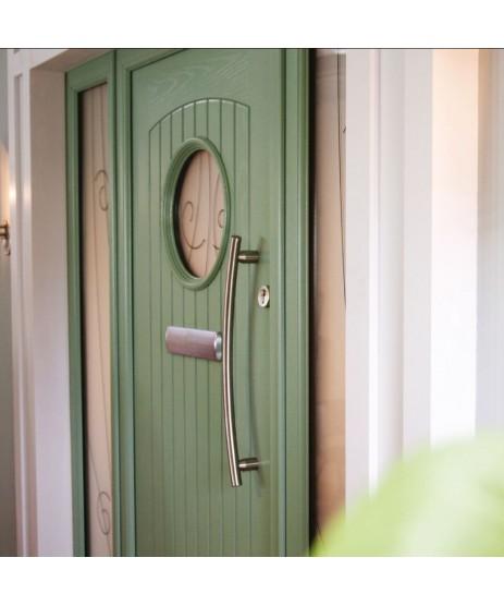 Palladio Viking Glazed Door and Frame