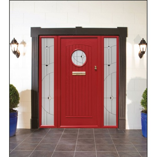Palladio Viking Glazed Door and Frame & Viking Glazed Door and Frame