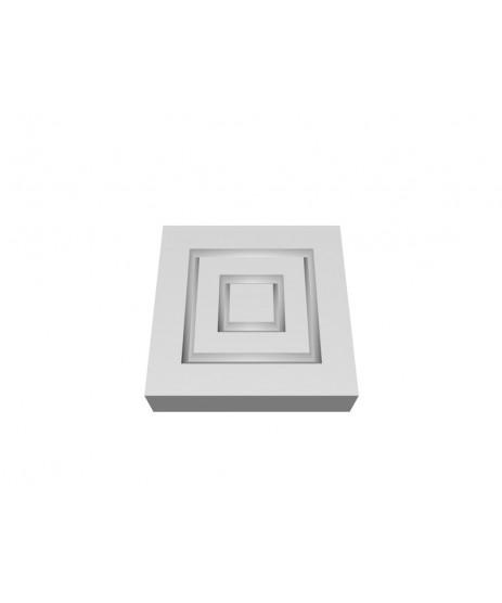 Primed Corner Block Double Square 30 x106MM (x4)