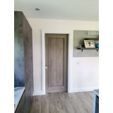 Doras Daiken Grey 1 Panel Door
