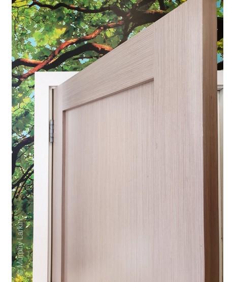 Deanta NM5 Light Grey Ash Shaker Door