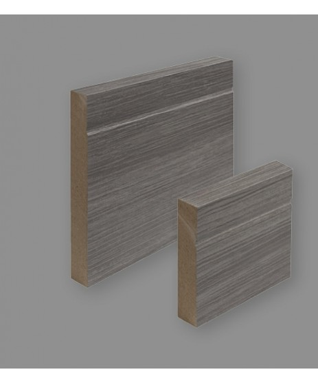 Daiken Grey Shaker Skirting board