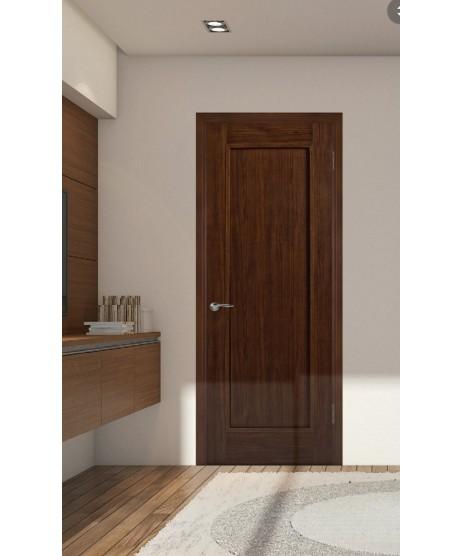 Doras Daiken Walnut 1 Panel Door