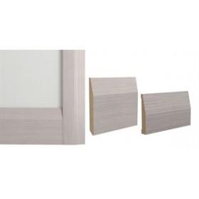 Grey Skirting Board & Architrave