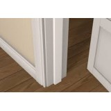 Door Stop 12x44MM Primed White