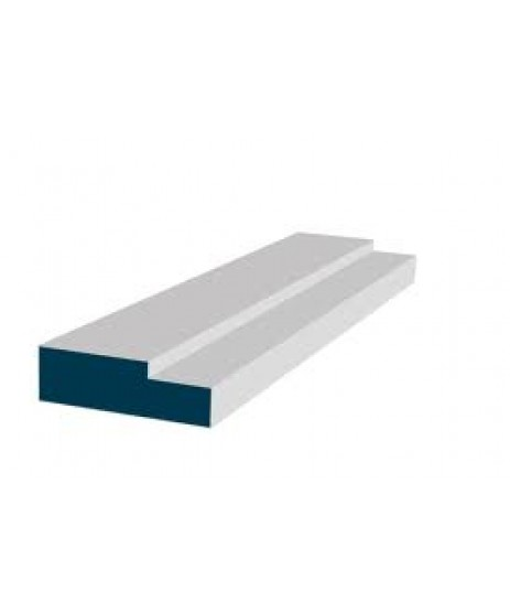 107mm Primed Rebated Door Frame