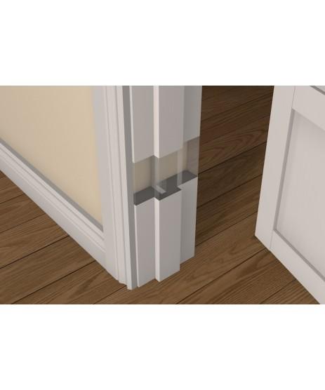 Primed Adjustable Rebated Door Frame