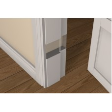 40mm Pre-Primed Wood Rebated Door Frame - Various Sizes