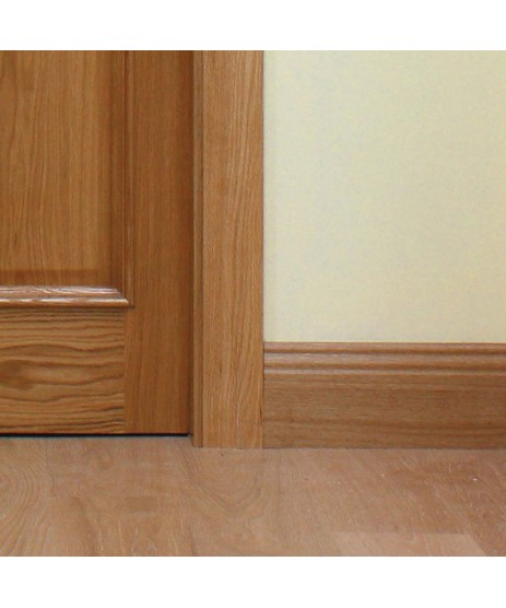 Oak Architrave Moulded Profile