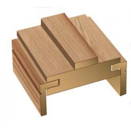 Oak Adjustable Door Frame Engineered Architrave Set