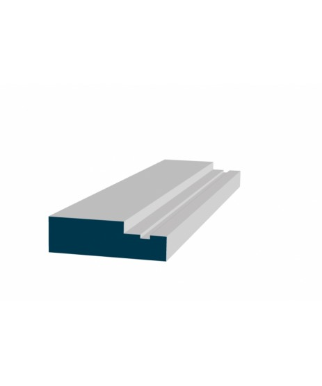 FD30 Primed Fire Door Frame set 107mm