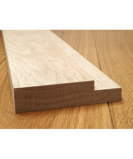 Solid oak Door Frame pack 132mm