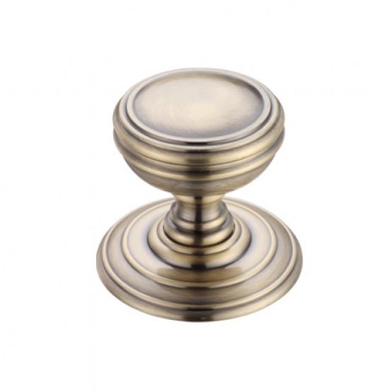 Zoo Hardware FB305FB Concealed Fixed Mortise Knob Florentine Bronze
