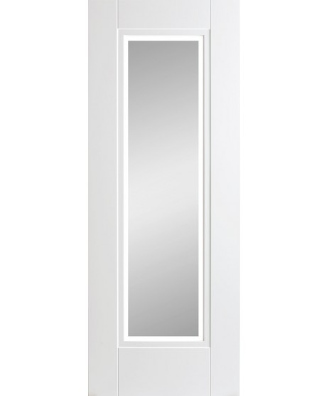 Doras Eindhoven Classic Shaker 1 Lite Frosted Glass