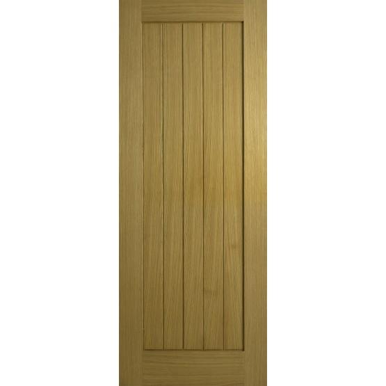 Doras Oak Shaker 4G Vertical Door
