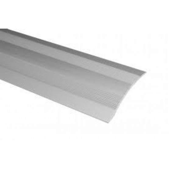 Silver Self Adhesive Proline Coverstrip 2700mm x 38mm