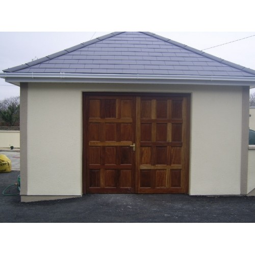 12 panel garage doors double garages doors and double door for Murphy garage doors