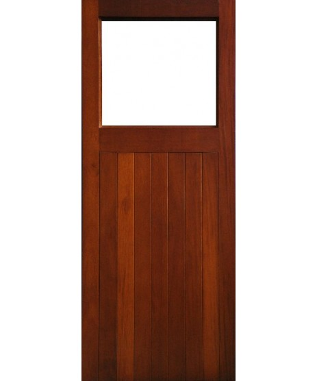 External Door Mahogany timber Door Slaney