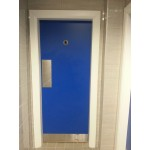 Formica Finish Fire Door