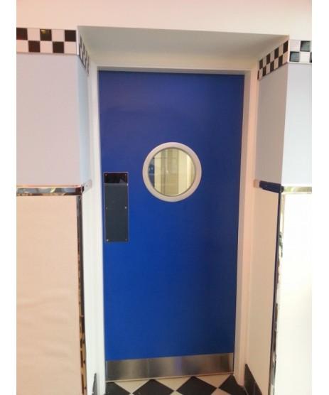 Formica Finish Fire Door Prehung Door Set