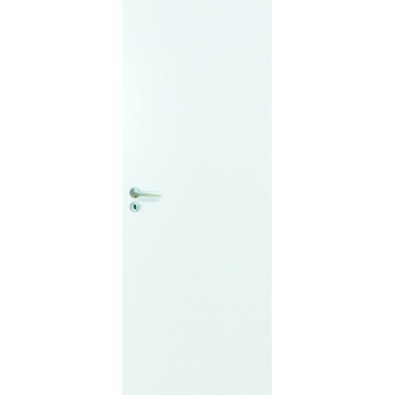Flush Primed White Fire Door FD30