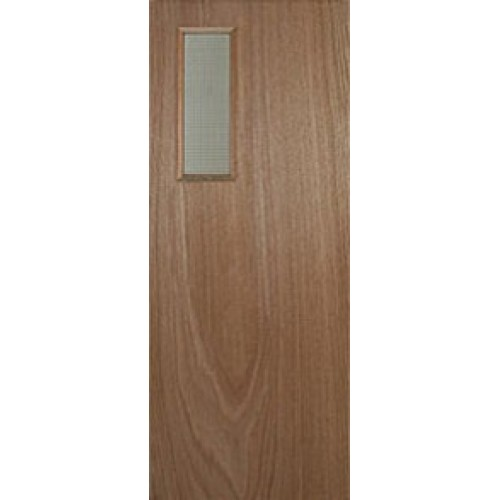 Fire door oak universal dfg56 prefinished fd30 for Door vision panel