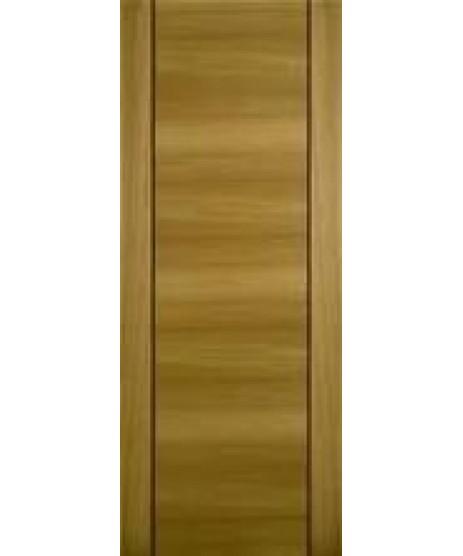 Doras Nusa FD30 Oak Fire Door