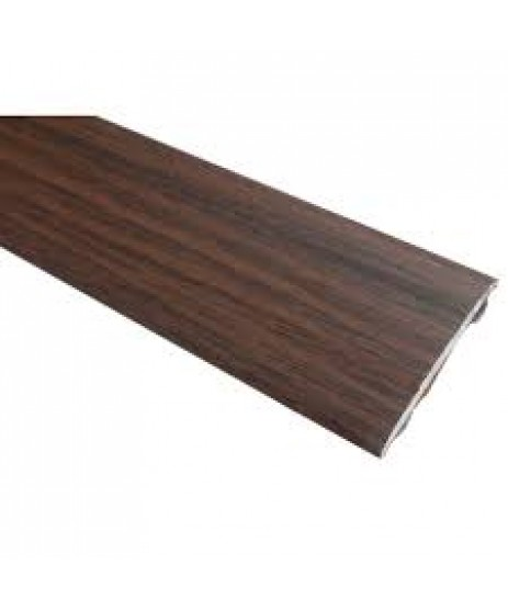 Trojan Self Adhesive Proline Floor Coverstrip 38mm x 2700mm - Walnut