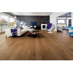 Smoked Oak engineered floor