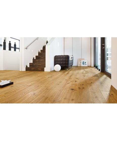 HARO Parquet 4000 Plank 1-Strip Oak Sauvage brushed 4V
