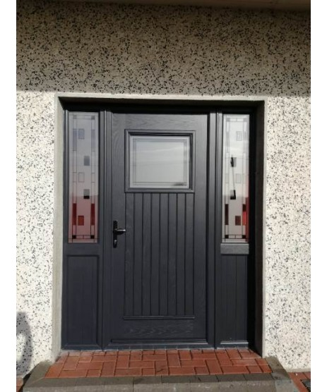 Palladio Kildare Glazed Door and Frame