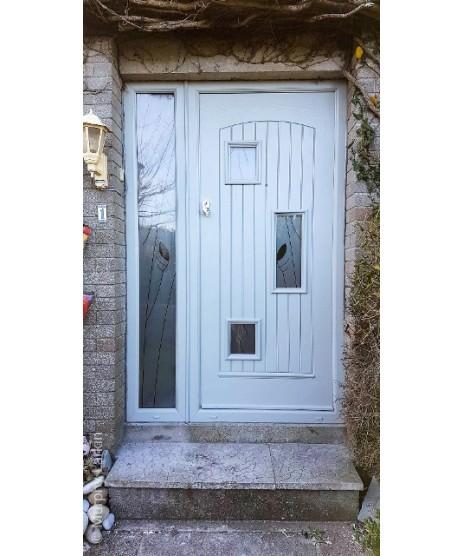 Palladio Orpen Glazed Door and Frame