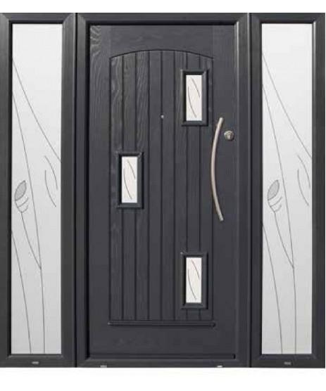 Palladio Picasso Glazed Door and frame Set