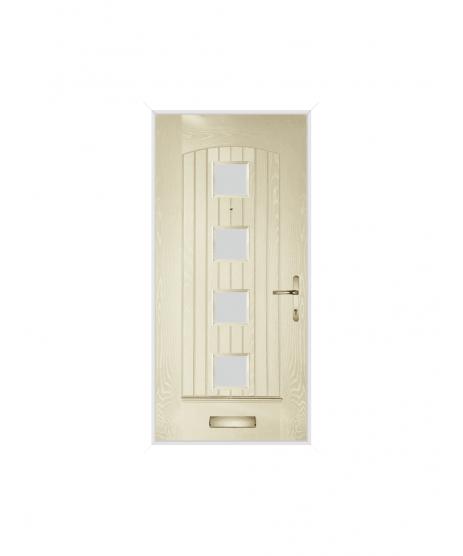 Palladio Belfast Glazed Door and Frame