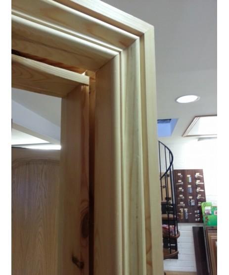 Fire Door Prehung Flush Oak Fire Door set