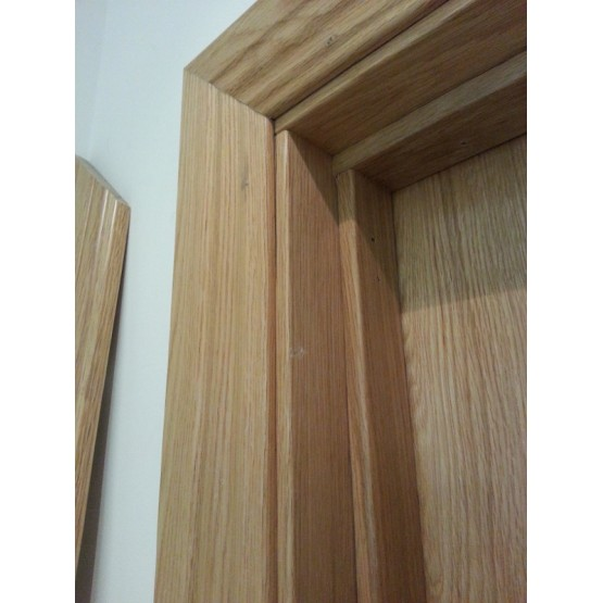 Oak Architrave Moulded Profile