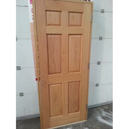 Pre Hung 6 Panel Oak Door Set  sc 1 st  Murphy Larkin Timber products & Pre-Hung Door Kits Pre-hung Fire Doors Internal Pre-Hung Doors ...